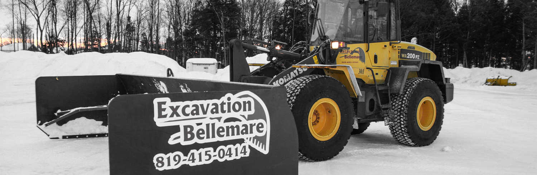 Excavation Bellemare