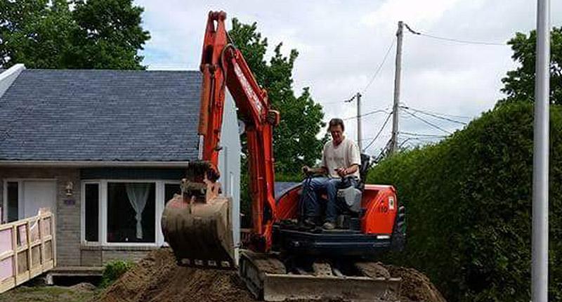 TESTETS : Mini-excavatrices